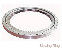 Kids excavator bearing digger slewing bearings
