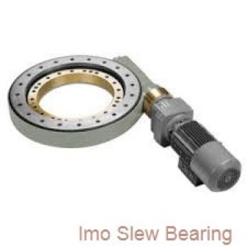RK6-16P1Z slewing ring bearings with flange