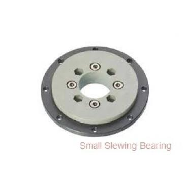 Water proof Small slewing bearings forklift rotator INA spec XU120179
